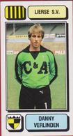 Panini Football 83 Voetbal Belgie Belgique 1983 Sticker Autocollant Lierse SV SK KS Lier Nr. 170 Danny Verlinden - Sports