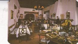 RESTAURANTE ANTIGUO SAN ANGEL INN, MEXICO DF. CRISTAL COLOR. CIRCA 1965 MEXICO- BLEUP - Mexico