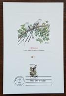 Etats-Unis - CM 1982 - YT N°1417 - Faune Et Flore Officielles Des Etats De L'Union / Oklahoma - Maximumkarten (MC)