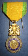 Belle Medaille Militaire III° Republique - 1914-18