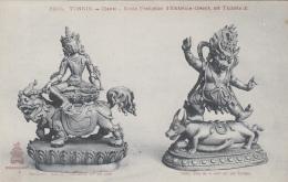Viêt-Nam - Vietnam - Tonkin - Indo-Chine Française - Hanoi - Sculpture Dieu Lion Taureau - Art Thibetain - Viêt-Nam