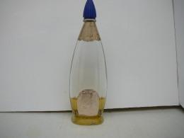 """BOURJOIS """" RAMAGE"""" FLACON EDC 75 °  LEGER E CLAT   SUR LE SOCLE  LIRE ET VOIR!!! - Miniaturen Flesjes Dame (zonder Doos)"""