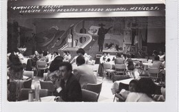 AMANECER TAPATIO. GLORIETA NIÑO PERDIDO Y OBRERO MUNDIAL MEXICO DF. CIRCA 1965. MEXICO- BLEUP - Mexico