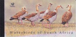 South Africa 1997 Waterbirds Booklet ** Mnh (40537) - Boekjes