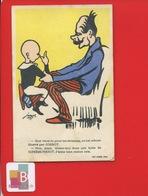 SUPREME PERNOT Biscuit Chromo Illustrateur Jossot Enfant Homme étrennes Humour Imp Camis Père Fils - Pernot