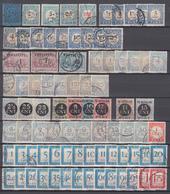 1871 - 1958  LOTE DE SELLOS. - Postage Due