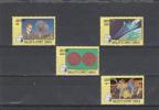 Grenada Nº 1312 Al 1315 - Grenada (1974-...)