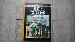 Tintin Et Le Mystère De La Toison D'or Les Aventures De Tintin Au Cinéma Album Film Casterman 1962 - Tintin