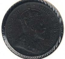 Hongkong, 1 Cent 1904 - Hong Kong