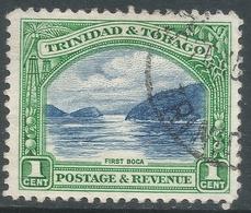 Trinidad & Tobago. 1935-37 Definitives. 1d Used. P12 SG 230 - Trinidad & Tobago (...-1961)