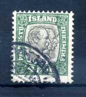 1907 ISLANDA SERVIZIO N.25 USATO - Servizio
