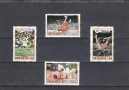 Grenada Nº 2142 Al 2145 - Grenada (1974-...)