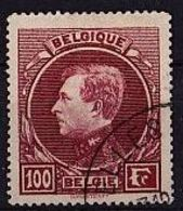 BELGIEN Mi. Nr. 265 II A O (A-6-15) - Belgien