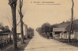 GAILLON - Côte Sainte-Barbe - Attelage - Louviers