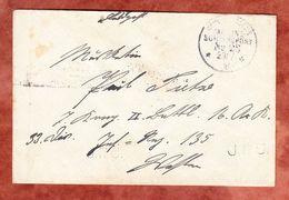 Feldpost, Marineschiffspost Nr 29?, L 1 J.P.Ue, Nach ? 1916 (57308) - Germany
