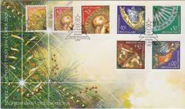 New Zealand 2003 Christmas FDC - FDC