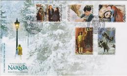 New Zealand 2005 Narnia FDC - FDC
