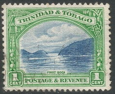 Trinidad & Tobago. 1935-37 Definitives. 1d Used. P13X12½ SG 230a - Trinidad & Tobago (...-1961)