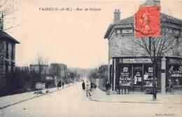 VAIRES SUR MARNE - Rue De Noisiel - Vaires Sur Marne