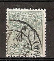 1924 REGNO USATO SEGNATASSE PER VAGLIA 40 CENT - RR6475 - 1900-44 Victor Emmanuel III.