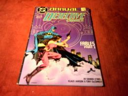 DETECTIVE  COMICS ANNUAL  No 1  1988 - DC