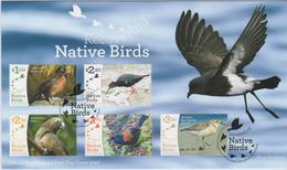 New Zealand 2017  Native Birds FDC - FDC
