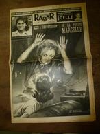 1952 RADAR:Envoûtement De La Petite Marcelle;Suisse,roi Talal Et Reine Zaïn ;Prisonniers Exécutés En Corée Du Nord,etc - Zeitungen