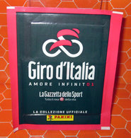 GIRO D'ITALIA  PANINI BUSTINA NUOVA NEW SIGILLATA 2018 - Edizione Italiana