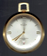 Ancienne Montre Gousset Buler 21 Jewels Swiss Made (Fonctionne) - Orologi Da Polso