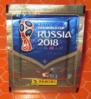 RUSSIA 2018 FIFA WORLD CUP  PANINI BUSTINA NUOVA NEW SIGILLATA 2018 - Panini