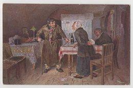 1798 Quarreled Over Cards - Cartes à Jouer