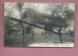 CPA - Lyons La Forêt  - L'Herbage  -(auto,voiture Ancienne ) - Lyons-la-Forêt