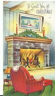 Fetes Noel To Greet You At Chkristmas - Otros