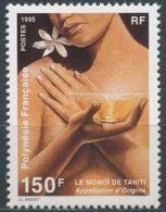 """Polynésie YT 476 """" Le Monoï """" 1995 - Polynésie Française"""