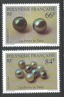 """Polynésie YT 477 Et 478 """" Les Perles De Tahiti """" 1995 Neuf** - Polynésie Française"""
