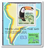 Vietnam 1983, Postfris MNH, Birds ( Stamp From Sheet ) - Vietnam