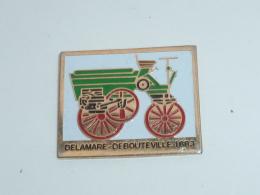 Pin's VOITURE DELAMARRE - DEBOUTEVILLE 1883 - Other