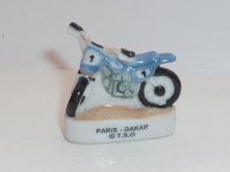 FEVE PARIS - DAKAR, LA MOTO A - Sports