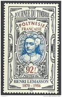 "Polynésie YT 518 "" Journée Du Timbre "" 1996 Neuf** - French Polynesia"