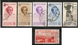 1935 REGNO USATO BELLINI - RR7743 - 1900-44 Vittorio Emanuele III