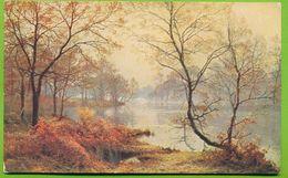 SALON DE PARIS - A. RIGOLOT - Fin D'Automne - Malerei & Gemälde