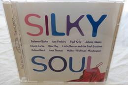 "CD ""Silky Soul"" Div. Interpreten - Hit-Compilations"