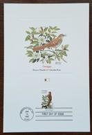 Etats-Unis - CM 1982 - YT N°1391 - Faune Et Flore Officielles Des Etats De L'Union / Géorgie - Maximumkarten (MC)