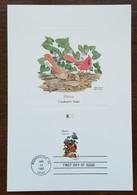 Etats-Unis - CM 1982 - YT N°1394 - Faune Et Flore Officielles Des Etats De L'Union / Illinois - Maximumkarten (MC)