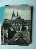 Tsjechië Ceskoslovensko Czech Rep. Praag Praha Prague St Vitus Cathedral - Tsjechië