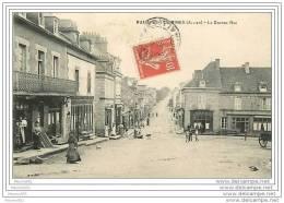 CPA 03 - BUXIERES LES MINES LA GRANDE RUE - Unclassified