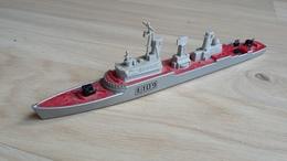 MATCHBOX Sea Kings - Fregatte Von 1976 - Schiffe