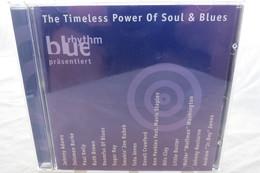 "CD ""The Timeless Power Of Soul & Blues"" Div. Interpreten - Soul - R&B"