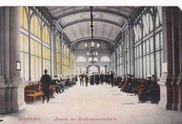 Germany Wiesbaden Inneres der Hochbrunnentrinkhalle