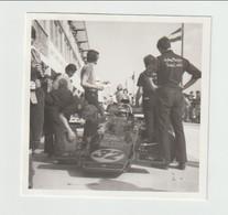 Photo 9 X 9 Cm    Circuit De Nivelles-Baulers Course Automobile Formule 1 Voiture Emerson Fittipaldi Lotus - Sport